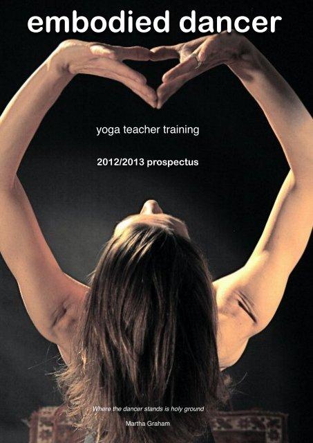 embodied dancer - Abby Hoffmann Yoga