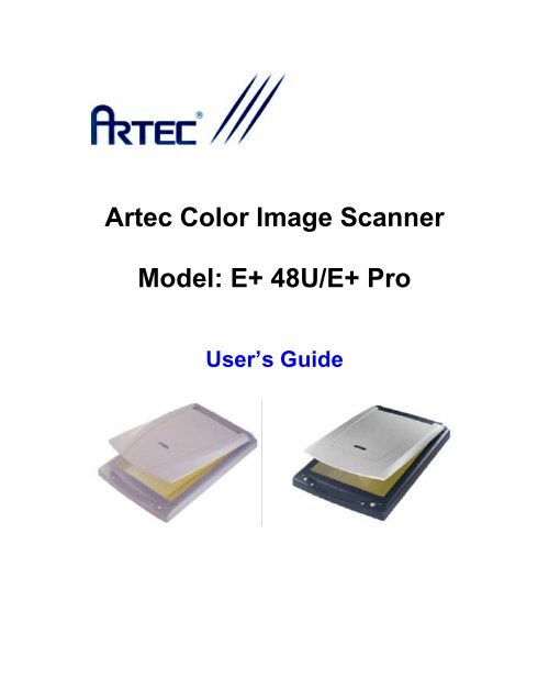 TÉLÉCHARGER DRIVER SCANNER ARTEC ULTIMA 2000