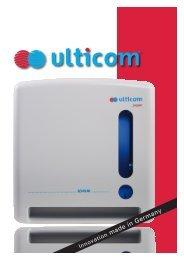 made in Germany - Ulticom Hygiene Deutschland GmbH