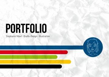 Download Portfolio - Stephanie Hösel - Grafik-Design, Illustration