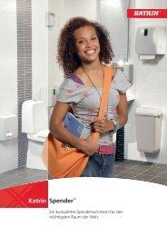 Spender™ Katrin - Ulticom Hygiene Deutschland GmbH