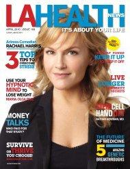 HAnD LiFt - LA Health News