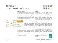 ULT4DB2 - Enterprise Systems Associates, Inc.