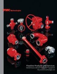 ULT Plug Valves - FMC Technologies