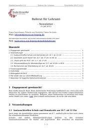 Newsletter#13 2012-07-08 - StuRa Universität Leipzig