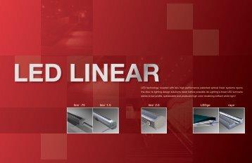 lineTM 2.0 lineTM .75 lineTM 1.5 LEDge raye - Cooper Industries