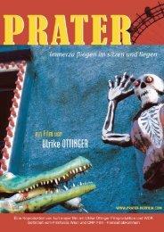 PRATER – ein Film von Ulrike Ottinger 1 - Votivkino