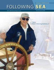 January 2009 - Sea Education Association