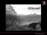 Alpha Red Series Aluminium - Sport Ginner