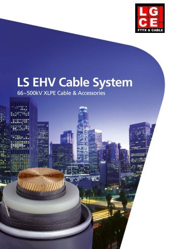 LS EHV Cable System