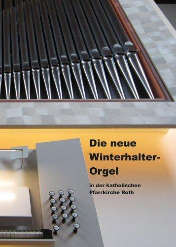 Festschrift - Pfarrei-Roth
