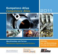 Kompetenz-Atlas Competence Atlas - Maex Online
