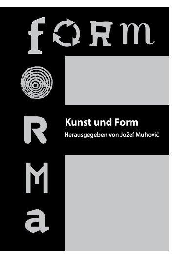 Kunst und Form - Phainomena