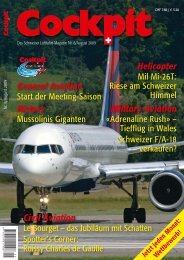 pdf Download August 2009 - Cockpit