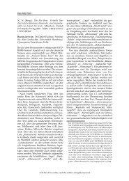 Das Alte Rom N., N. (Hrsg.): Das Alte Rom. Virtuelle ... - H-Soz-u-Kult
