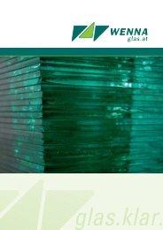 glas.klar. - Wenna Glas GmbH