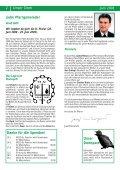 Pfarrblatt der Dom - Dompfarre Eisenstadt - Seite 2