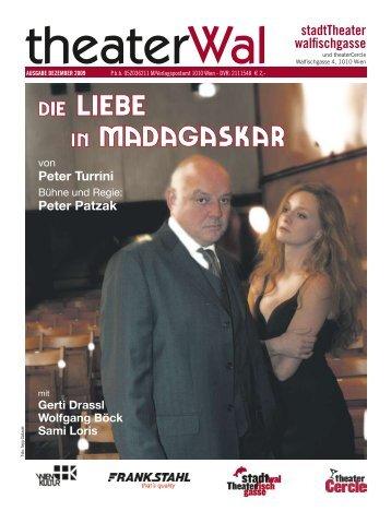 Peter Patzak - stadtTheater walfischgasse