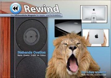 Stehende Ovation - Mac Rewind