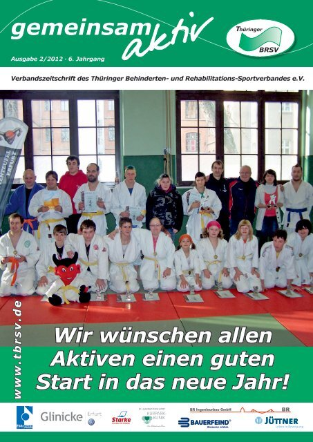 Sterne des Sports Silber - Thüringer Behinderten