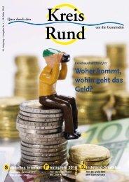 KreisRund Magazin Kreis Düren (03/2010)