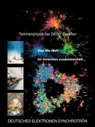 Was die Welt im Innersten zusammenhält... - witec-pr.de