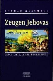 Zeugen Jehovas