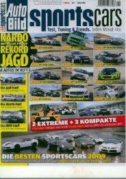 Auto Bild sportscars 2010-01 Na.PDF - Steinmetz