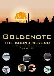 Demidoff Signature iii - Goldenote