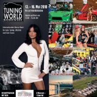 Halle A2 - Tuning World Bodensee