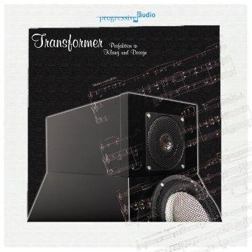 22672 Progres Transformer - Progressive Audio Distribution, Essen