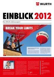 Download PDF deutsch - Adolf Würth GmbH & Co. KG