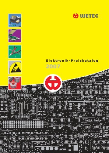 Elektronik-Preiskatalog