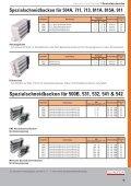 Schneidbacken für Maschinenschneidköpfe - Ridgid - Seite 4
