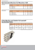Schneidbacken für Maschinenschneidköpfe - Ridgid - Seite 5