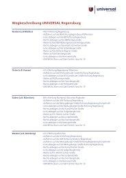 wegbeschr LY-pdf-alle - Universal Eisen und Stahl GmbH