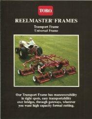 Transport Frame Universal Frame over bridges ... - Toro Media