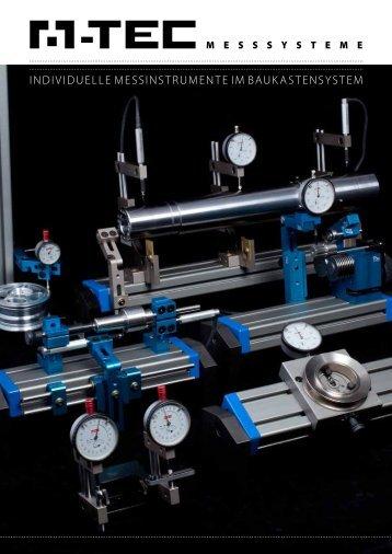 M-TEC - Walter Bautz GmbH >> Mess- und Spanntechnik