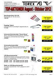 Topworker - Torex Handels AG