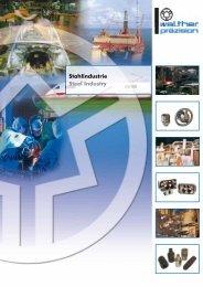 Stahlindustrie Steel Industry - Carl Kurt Walther GmbH & Co. KG