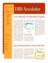 Edited Newsletter.pub - Ministry Of Education and Sports