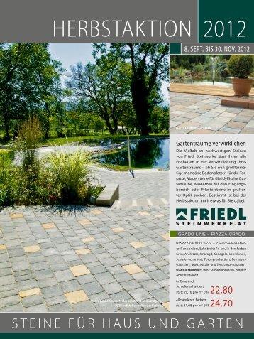 exclusive line - bei Gartengestaltung Reinprecht + Koller