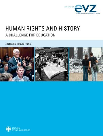 HUMAN RIGHTS AND HISTORY - internationale Konferenz