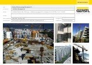 Wir bauen Ihre Zukunft Neubau Wohnhausanlage ... - Gerstl