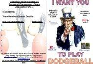 UNIversal Sport/ SportsCV's Dodgeball Tournament - Insight ...