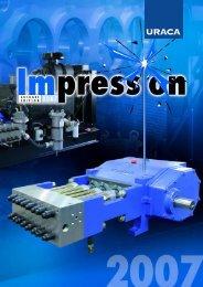 Impressionen 2007 - Uraca Pumpenfabrik GmbH und Co. KG