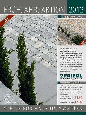2012 Frühjahrsaktion - Lagerhaus