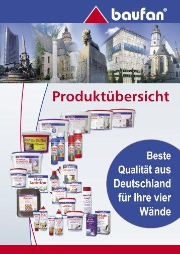 Reinigungs- und Spezialprodukte 28 - bb-baumarkt