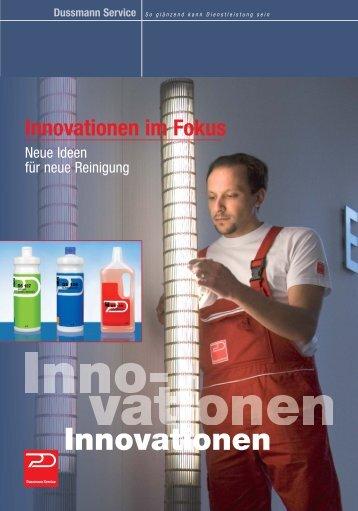 Innovationen im Fokus - Dussmann