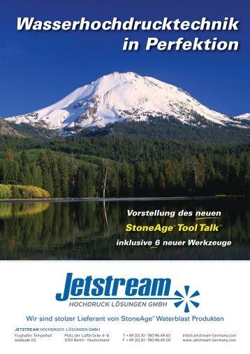 Vorstellung Des Neuen - Jetstream Hochdruck